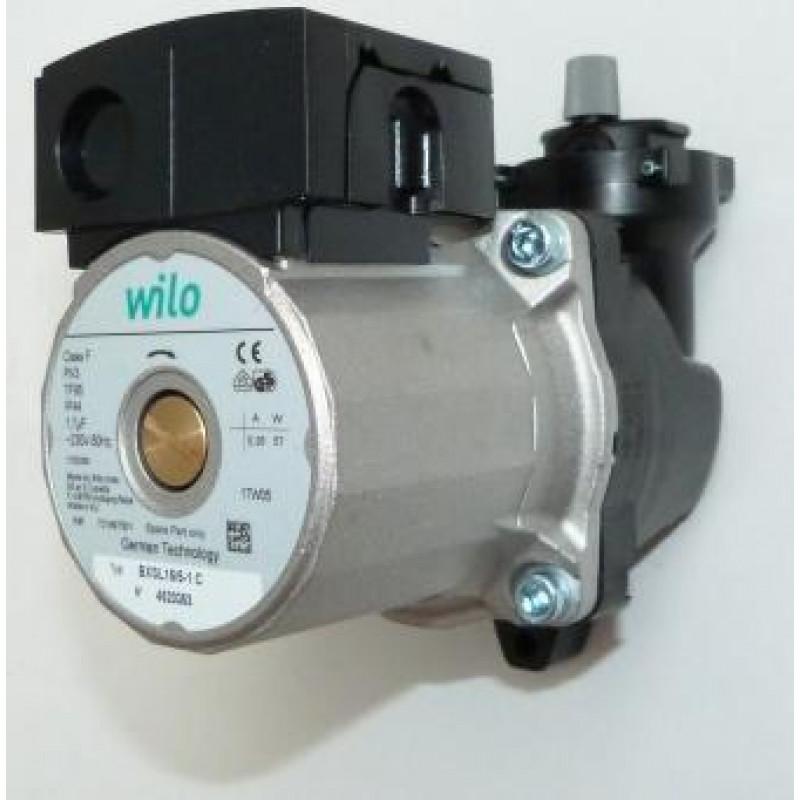 купить циркуляционный насос Wilo для газового котла